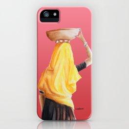 Cazal iPhone Case