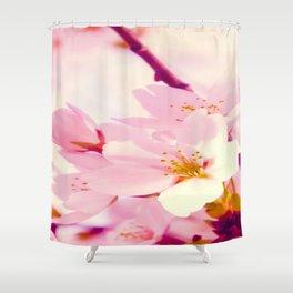SAKURA again Shower Curtain