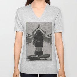 Bridge Yoga Unisex V-Neck