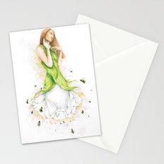 Petite fleur / Little Flower Stationery Cards