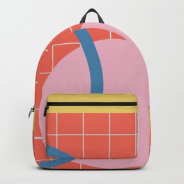 Modern Grid 101 Backpack