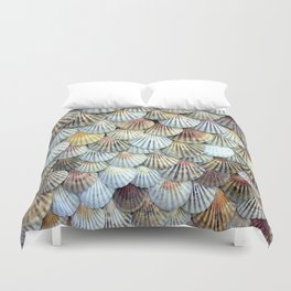 Cockleshell Collection Duvet Cover
