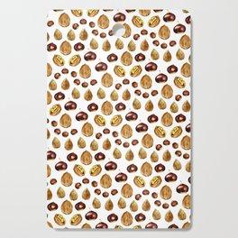 Nuts Cutting Board