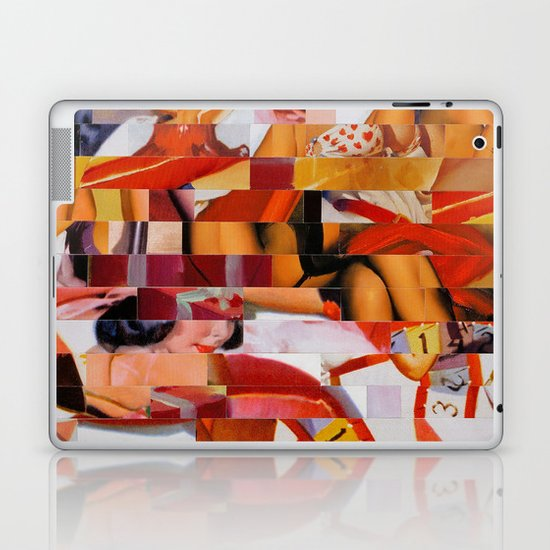 Spooning de Kooning (Provenance Series) Laptop & iPad Skin