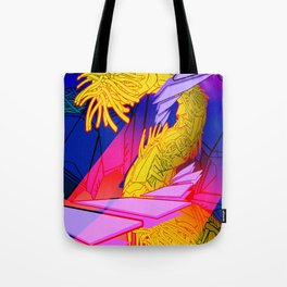 AUTOMATIC WORM 7 Tote Bag