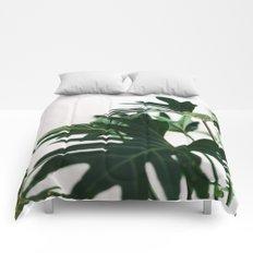 plant2 Comforters
