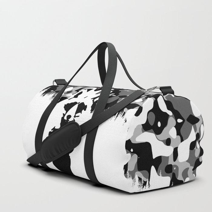 Camo Fox Duffle Bag