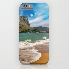 Ao Noi beach Thailand iPhone Case