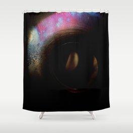 Heavy Metal 3 Shower Curtain