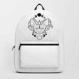 Lucipurr (Black) Backpack