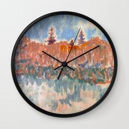 Balsam High Wall Clock