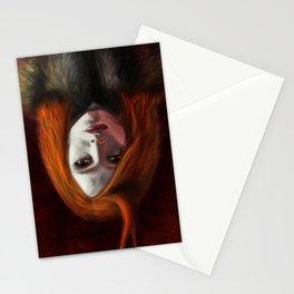 I Am The Night (Wir Sind Die Nacht) Stationery Cards