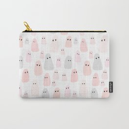 ghosts with heart eyes Carry-All Pouch
