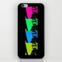 terminator iPhone & iPod Skins featuring Terminator by Bolin Cradley Art