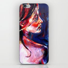 Longing iPhone Skin
