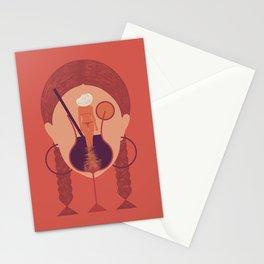 Summergirl Stationery Cards