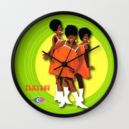 The Marvelettes Subway Soul Wall Clock