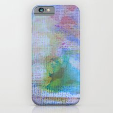 Words and Water Paint 3 iPhone 6s Slim Case
