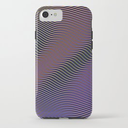 Fancy Curves II iPhone Case