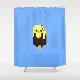 Fudge I Am Hot Shower Curtain