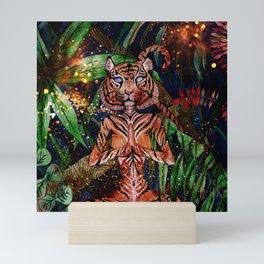 Mystic Tigress Mini Art Print