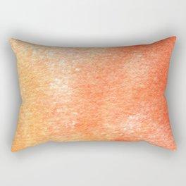 Symphony in red minor II Rectangular Pillow