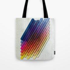 LollyStick Rainbow Tote Bag