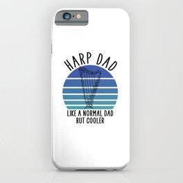 harp dad iPhone Case