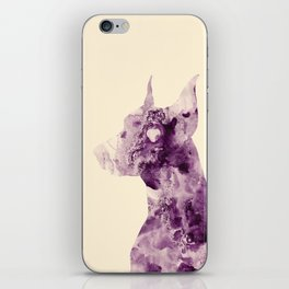 Doberman Sightings iPhone Skin