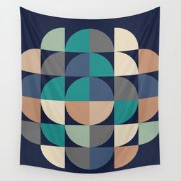 Gestalt Geometric Wall Tapestry