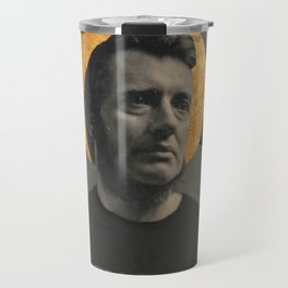 The First Straight Edge Saint Travel Mug