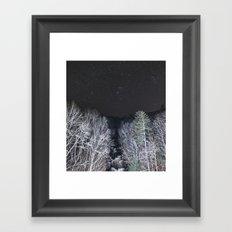 River of Orion Framed Art Print