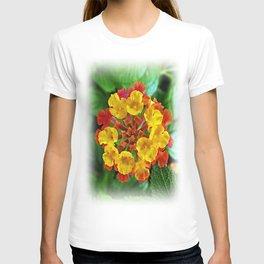 Manda la flor T-shirt