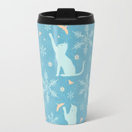festive flurry Travel Mug