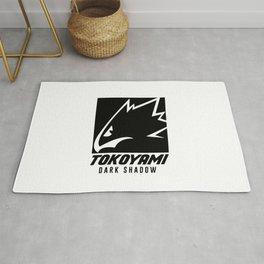 Tokoyami Dark Shadow Rug