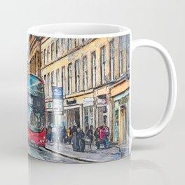 Newcastle upon Tyne city art #newcastle #england Coffee Mug