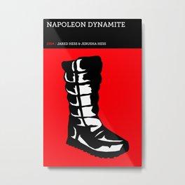 Napoleon Dynamite Metal Print