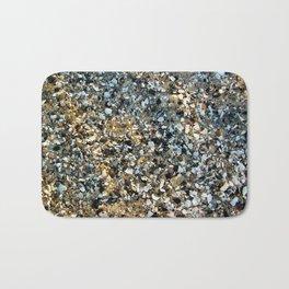 Beach Shell Sand Bath Mat
