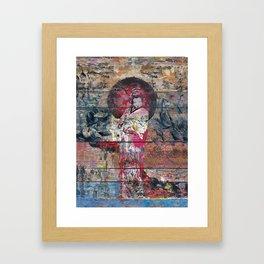 Airando Geisha (Island Woman) Framed Art Print