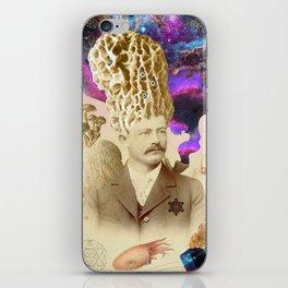 Odd Detective iPhone Skin