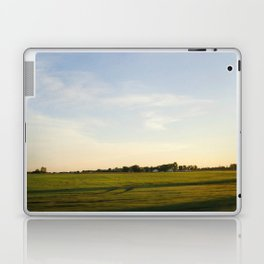 Midwest Fields Sunrise Laptop & iPad Skin