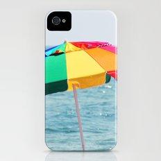Umbrella iPhone (4, 4s) Slim Case