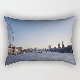 Life in London Rectangular Pillow