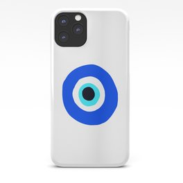 Evil Eye Talisman Lucky Charm iPhone Case