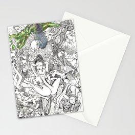 Yab Yum Mahaasukha Stationery Cards
