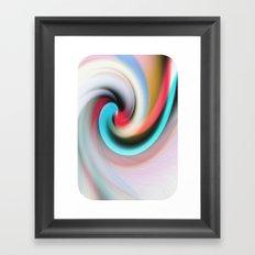 Whirl #2 Framed Art Print