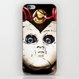 Doll People Assimilation iPhone Skin