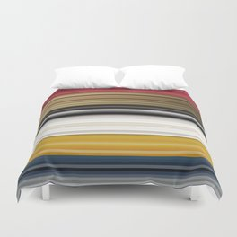 Abstract Shades Duvet Cover