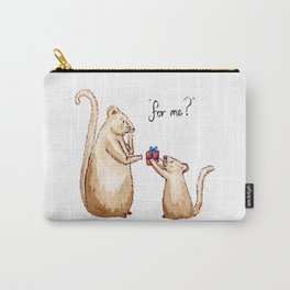 For Me? Carry-All Pouch