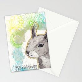 Eishörnchen Stationery Cards